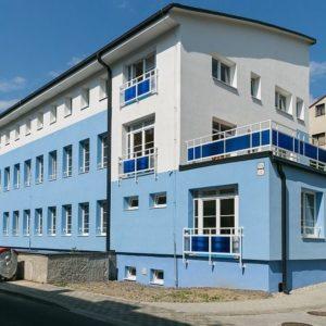 KOMUCE - Komunitné multifunkčné centrum