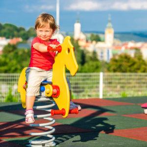 Metské detské ihriská