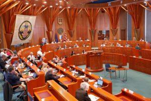 Zasadnutie mestského zastupiteľstva