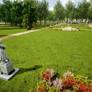 Revitalizácia Mestského parku v Banskej Bystrici 01