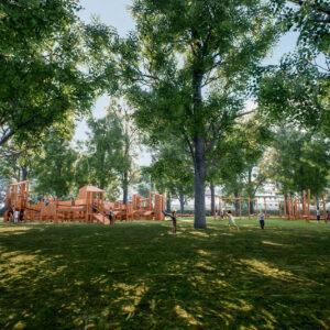 Revitalizácia Mestského parku v Banskej Bystrici 06