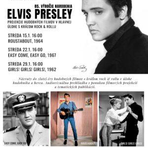 Elvis plagat