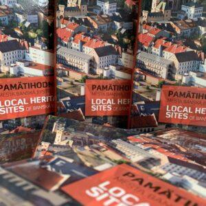 Publikácia Pamätihodnosti mesta Banská Bystrica