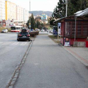 Rudohorská ulica