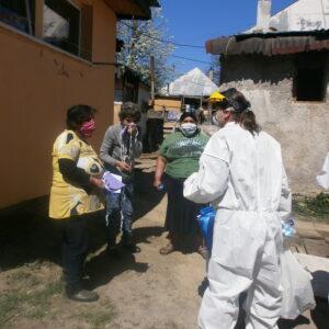 Mestská polícia v rómskych osadách