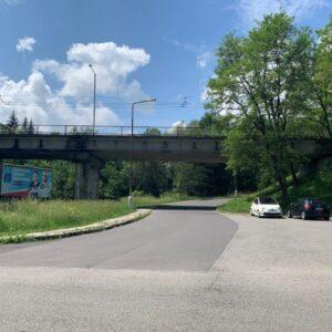 Most Mládežnícka ulica