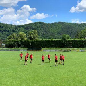 Mestský mládežnícky štadión v Radvani