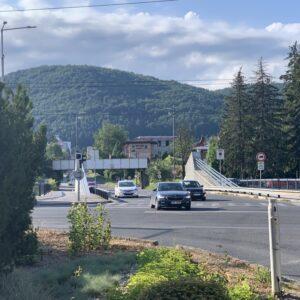 Most na Ul. 9 mája Banská Bystrica