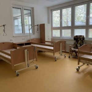 Rozširujeme kapacity pre služby dlhodobej starostlivosti