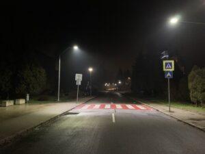 Nové osvetlenie na Uhlisku a Fončorde
