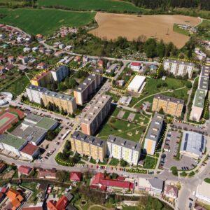 Gaštanová - Lipová - Limbová - Povstalecká