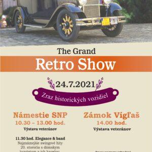 Grand retro show 2021 dobre