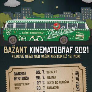Bazant kinematograf 2021