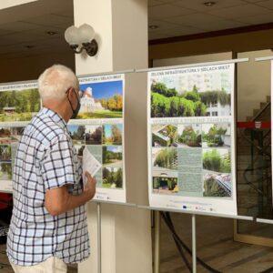 Výstava Zelená infraštruktúra v sídlach miest