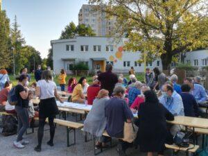 Stretnutie v Radvani k Zeleným sídliskám