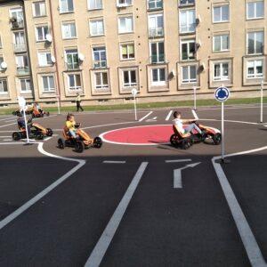 Deň bez áut v ŠKD