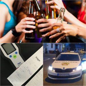 Kontrola požívania alkoholu